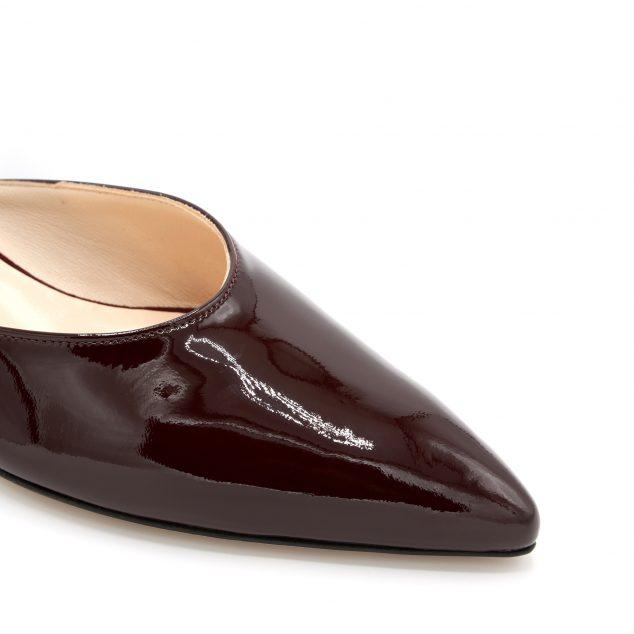 scarpa cinturino vernice lurah 43