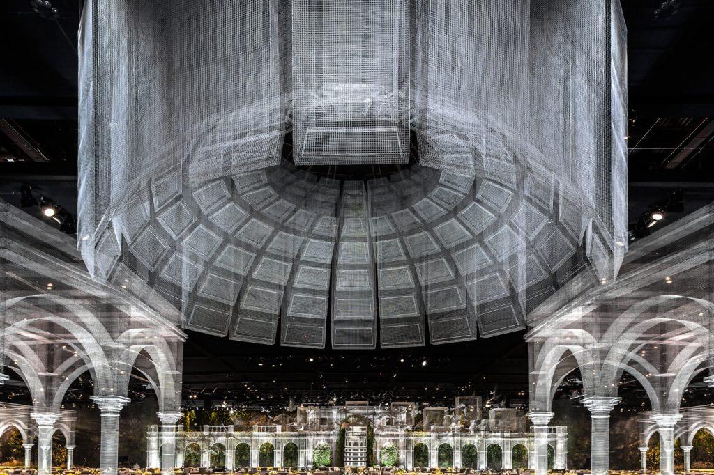 Progetto dell'architetto Edoardo Tresoldi