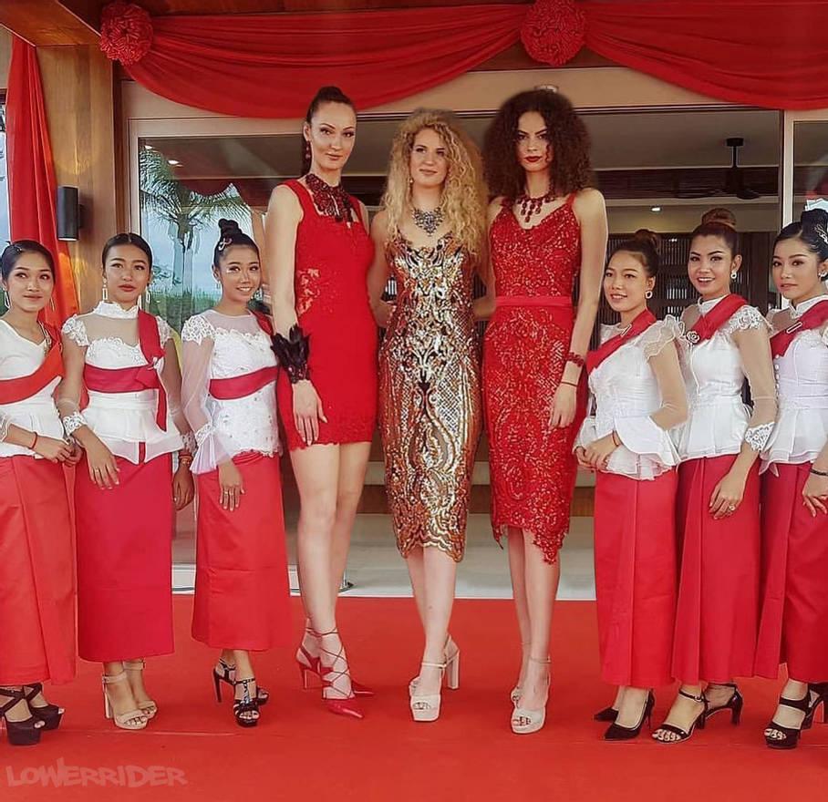 donne molto alte