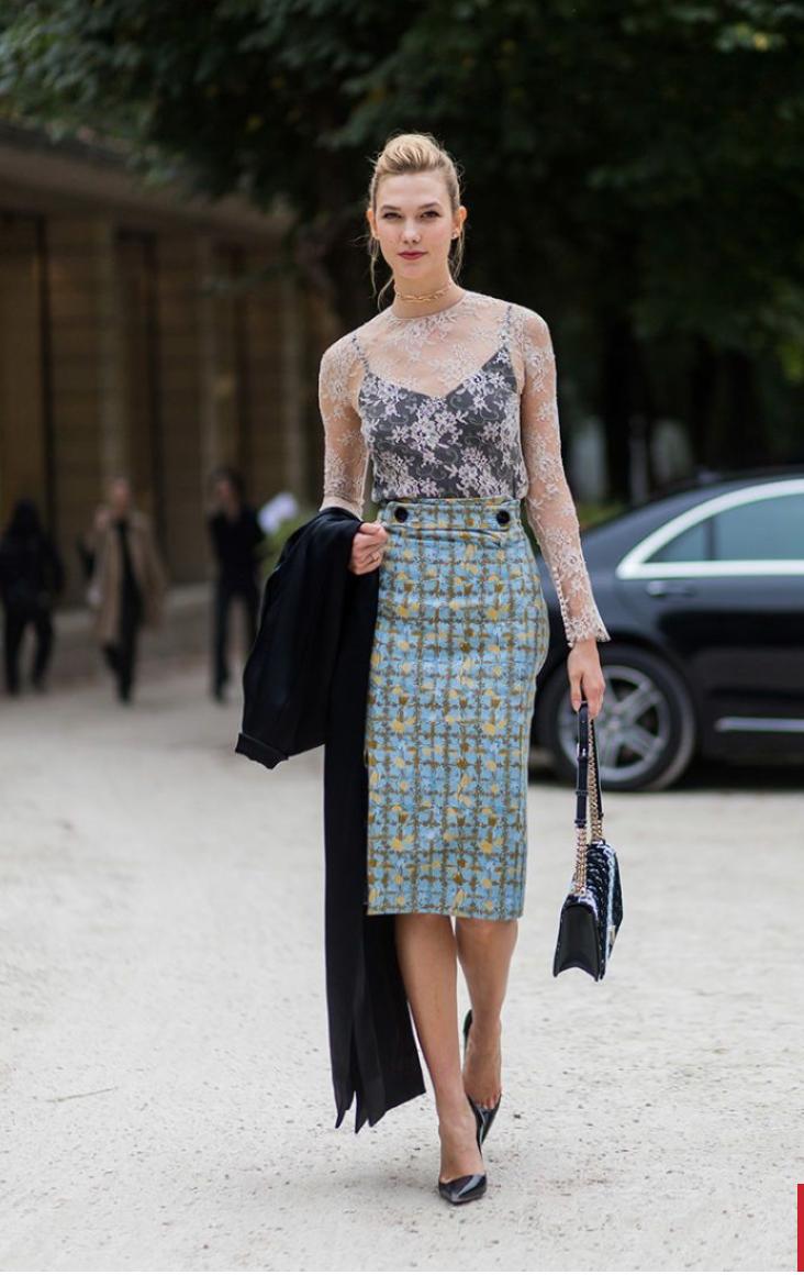 outfit per donne alte
