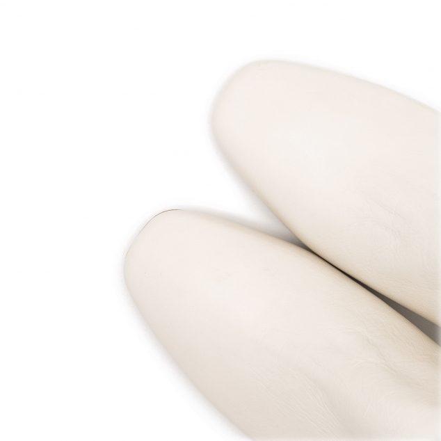 Stivaletto Pelle Bianco Con Zip Laterale numeri grandi donna